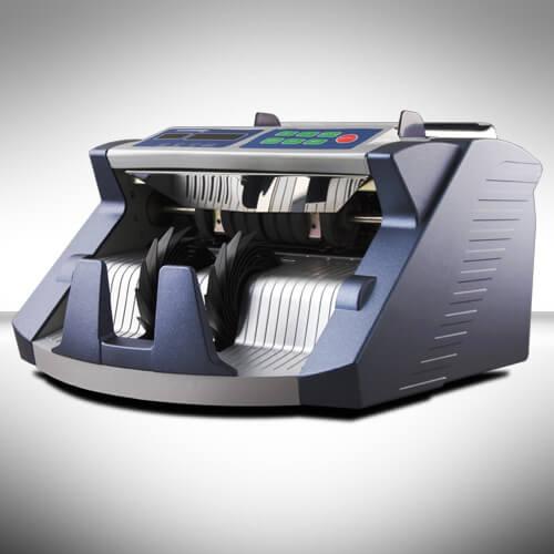 2-AccuBANKER AB 1100 PLUS UV/MG compteuse de billets