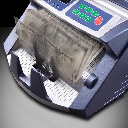 3-AccuBANKER AB 1100 PLUS UV/MG compteuse de billets
