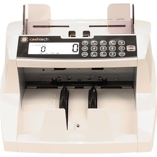 1-Cashtech 3500 UV/MG compteuse de billets