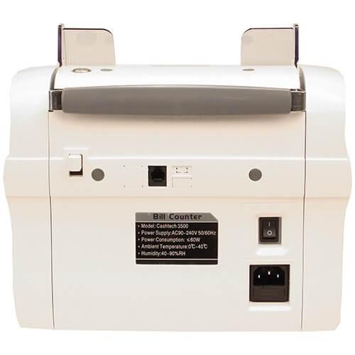3-Cashtech 3500 UV/MG compteuse de billets