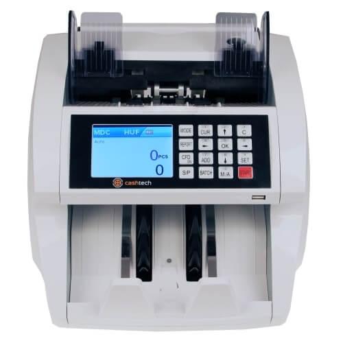 1-Cashtech 8900 compteuse de billets