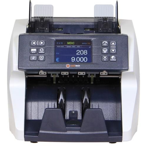 1-Cashtech 9000 compteuse de billets