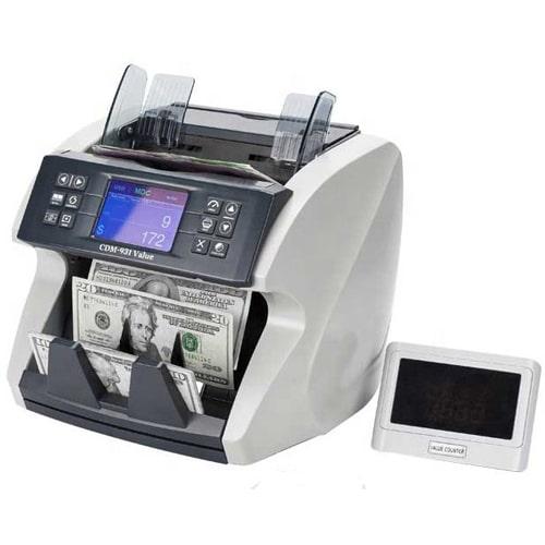 2-Cashtech 9000 compteuse de billets