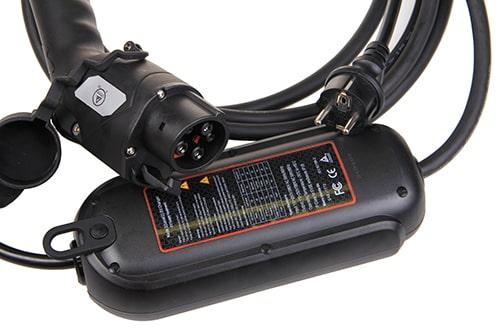 2-EV EVSE Type1 (max. 16A) Câble de recharge véhicule électrique