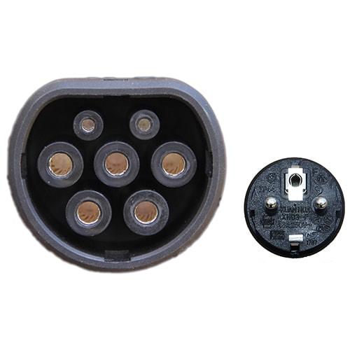 4-EV EVSE Type2 (max. 16A) Câble de recharge véhicule électrique