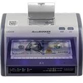 AccuBANKER LED430 Détecteurs de faux billets